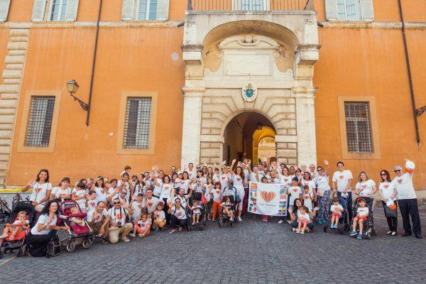 Visita al Vaticano 01 de Agosto 2018
