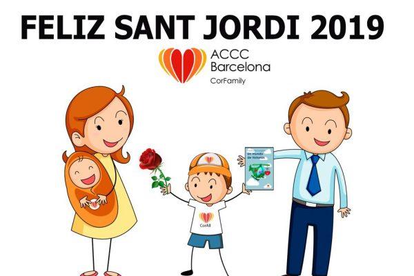 Sant Jordi 2019 – Corall Family