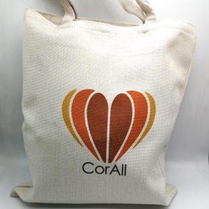 Bolsa de Lino Corall