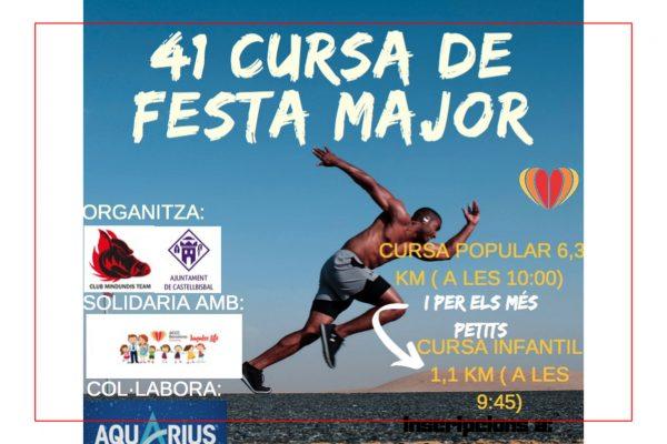 18 de Agosto – Cursa Popular de Castellbisbal