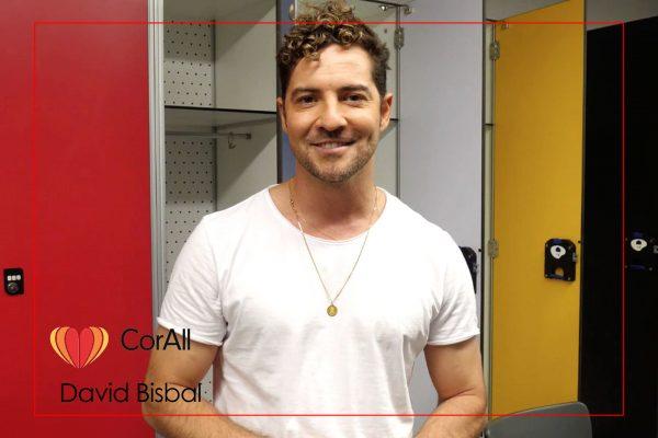 David Bisbal – CorAllfamily